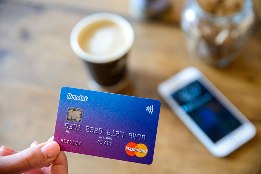 the part of the future - revolut