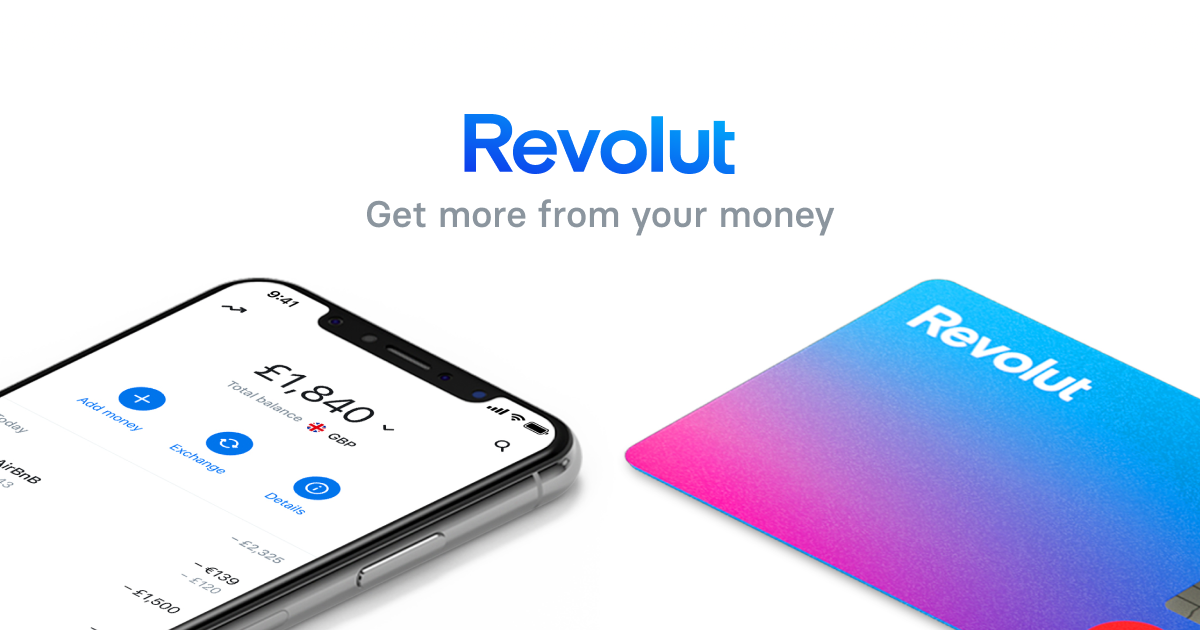 revolut- the future of online banking